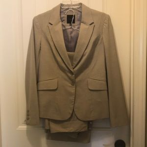 Tan size 10 limited suit!